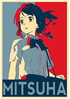 Your Name Mitsuha