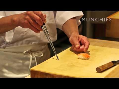 Japanischer Spinat Roh Essen