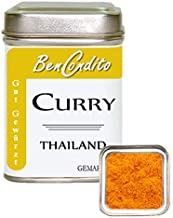 Rotes Curry Scharf