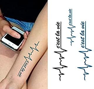 Schwert Tattoo Unterarm