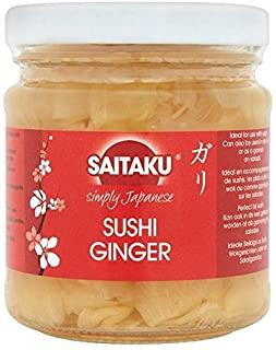 Eingelegter Ingwer Sushi
