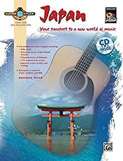 Japanische Gitarre