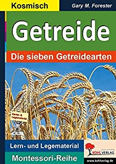 Getreide Arten
