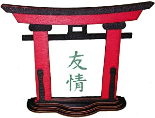 Japanische Schriftzeichen Freundschaft