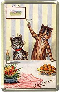 Cat Toasting
