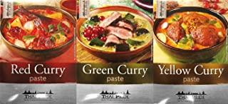 Rotes Thai Curry Scharf