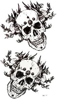 Tattoo Totenkopf Vorlagen