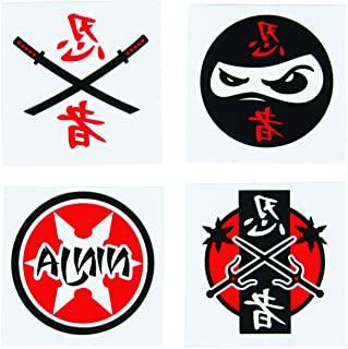 Samurai Schwert Tattoo