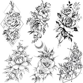 Wasserlilie Tattoo