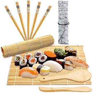 Jakobsmuschel Sushi