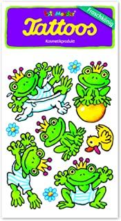 Frosch Tattoo