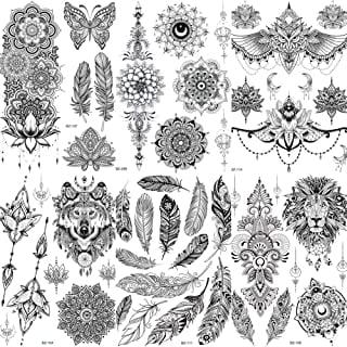 Feder Tattoos Bedeutung