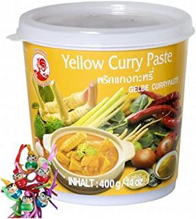 Gelbes Curry Thai