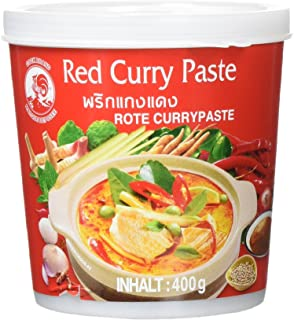 Curry Paste SchäRfe
