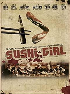 Sushi Auf KöRper