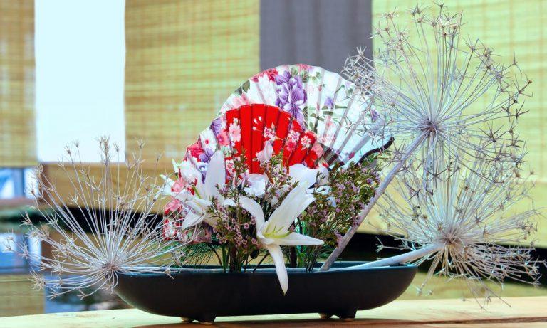 Blumensteckkunst