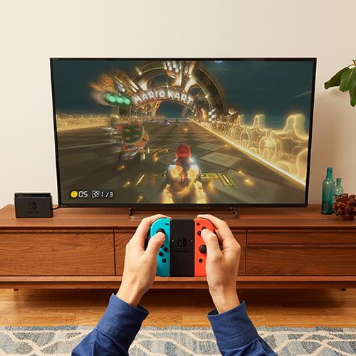 Nintendo Switch Auf Tv