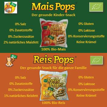 Reispops
