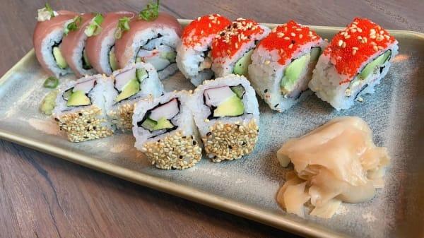 Sushi Fischsorten