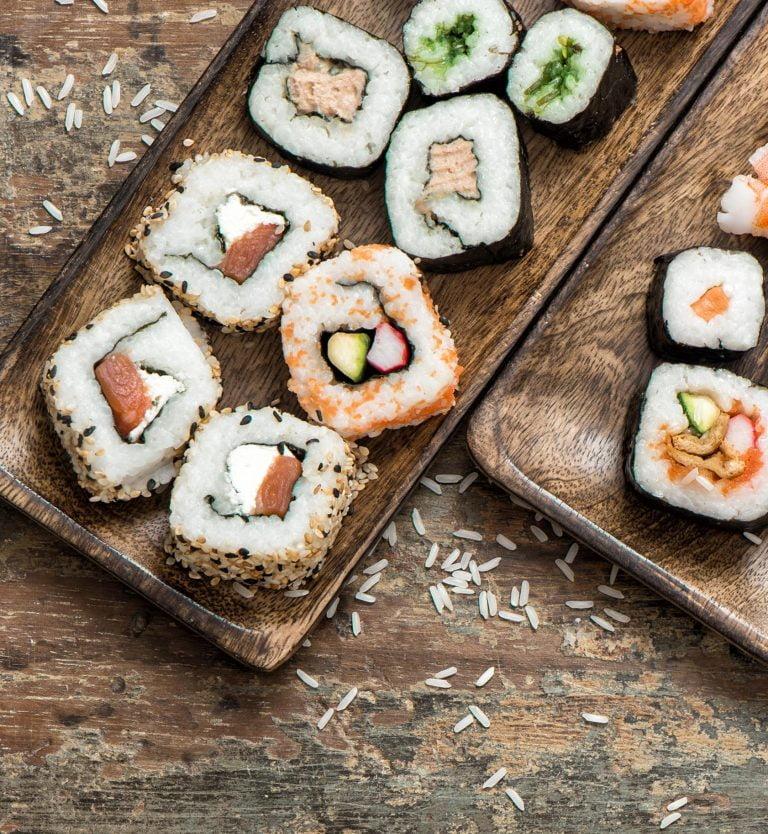Wie Bereite Ich Sushi Zu